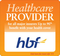 Looking after all your HBF dental services in Joondalup